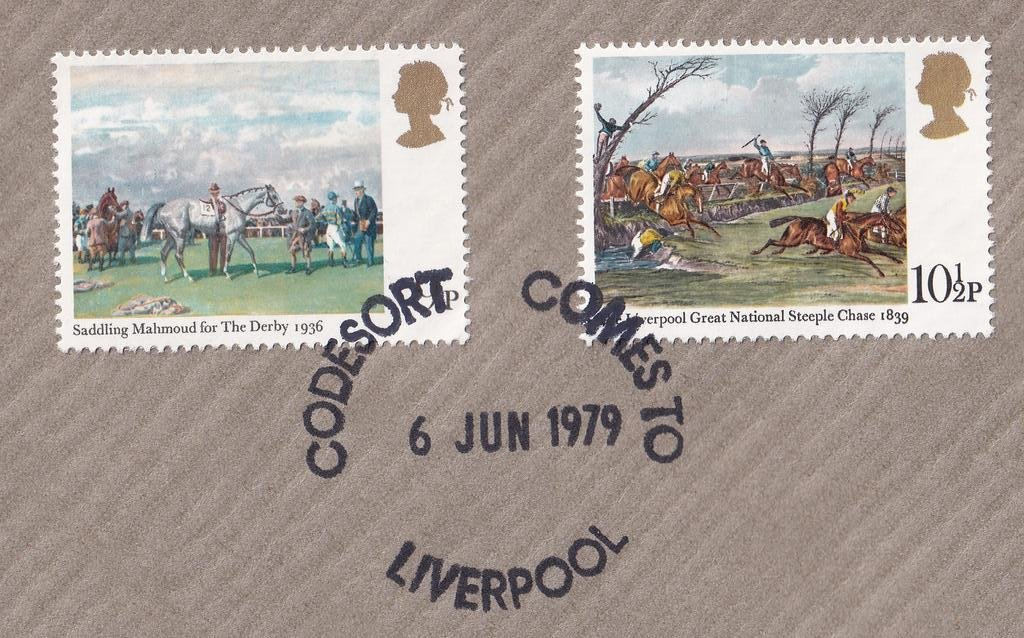 Codesort Comes to Liverpool cds 6th June 1979