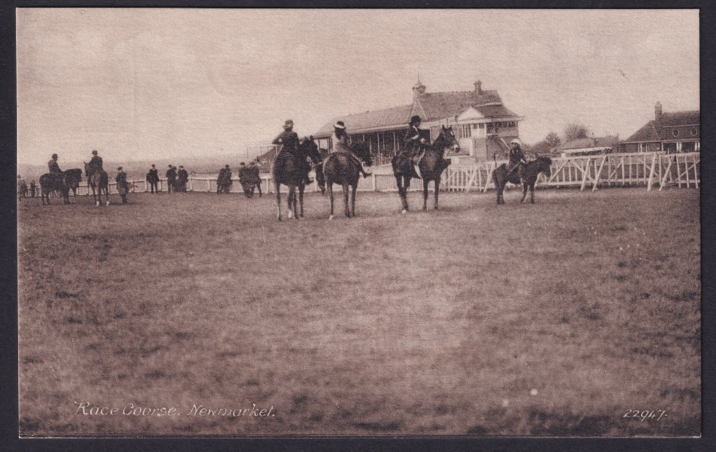 Racecourse Newmarket number 22947
