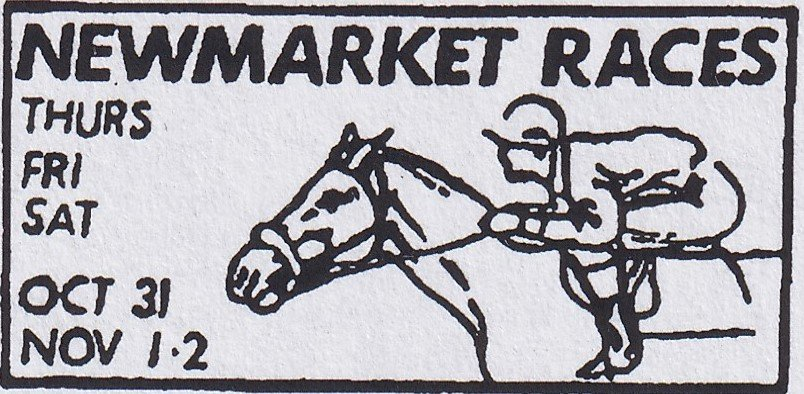 Newmarket Racing Slogan 1974.jpg