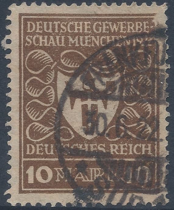 Germany 1922 Industrial Exh. 10M