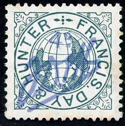 Francis, Day and Hunter stamp Set 020 B. 4d
