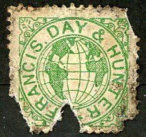 Francis, Day and Hunter stamp Set 041