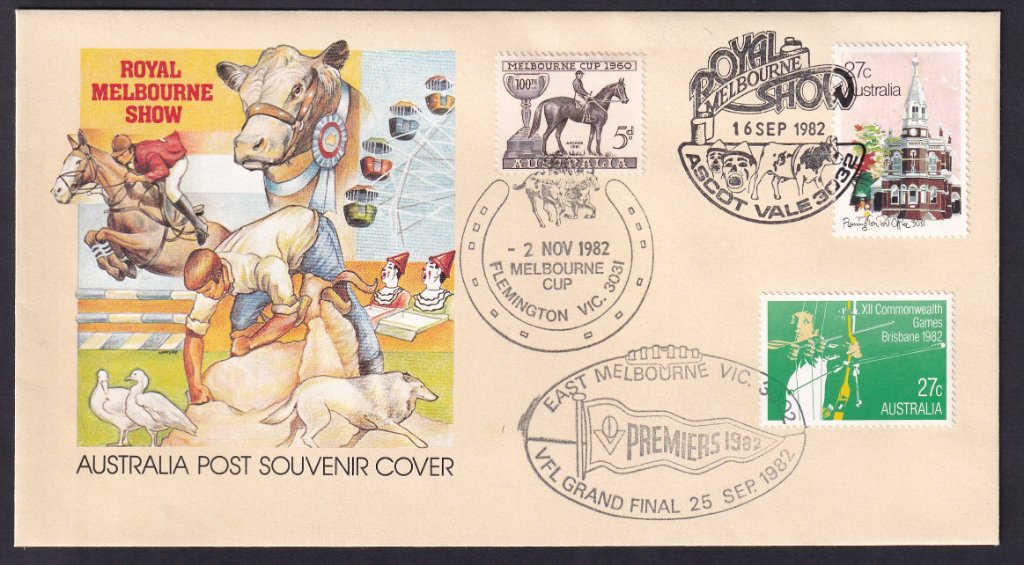 Aust fdc 1982 - Melbourne Cup 1.jpg