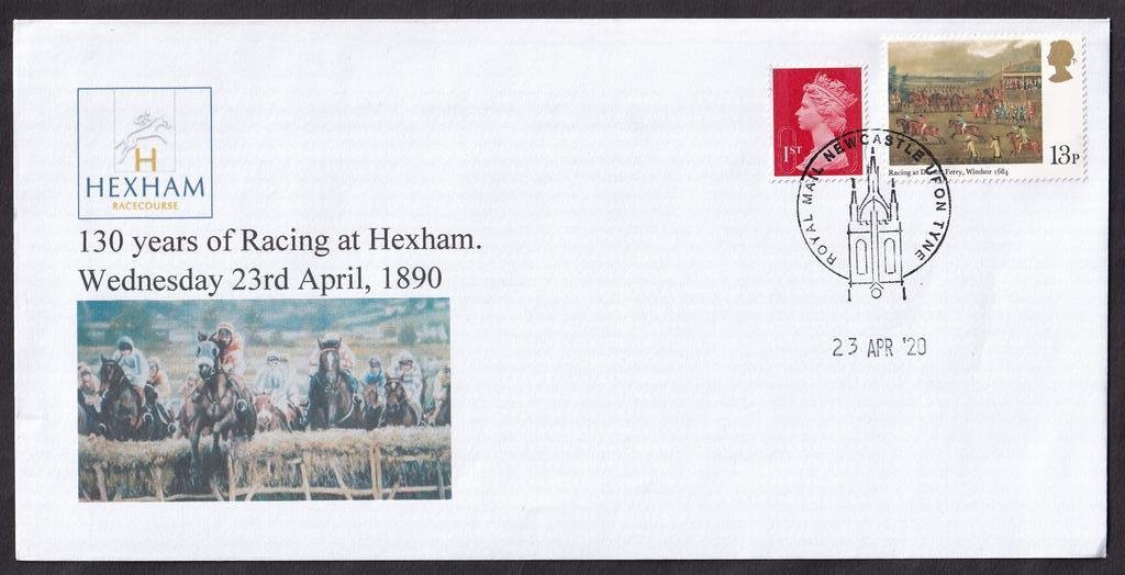 GB fdc 2020 - Hexham Races 1B.jpg