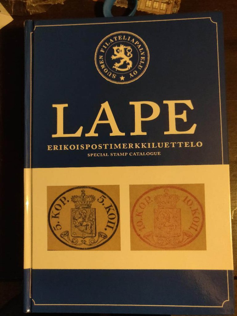 LaPe 2021 Finland Specialized Catalog