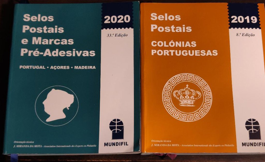 Mundifil Portugal 2020 and Colonies 2019
