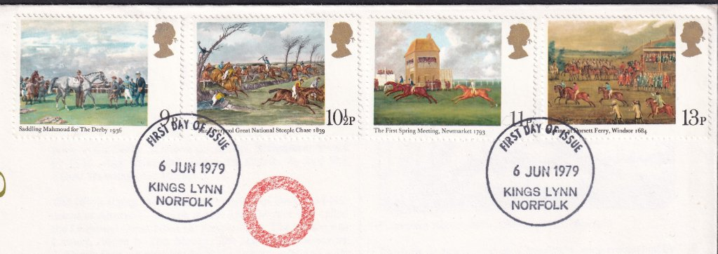 GB FDC 1979 - Horse Racing - Kings Lynn 2.jpg