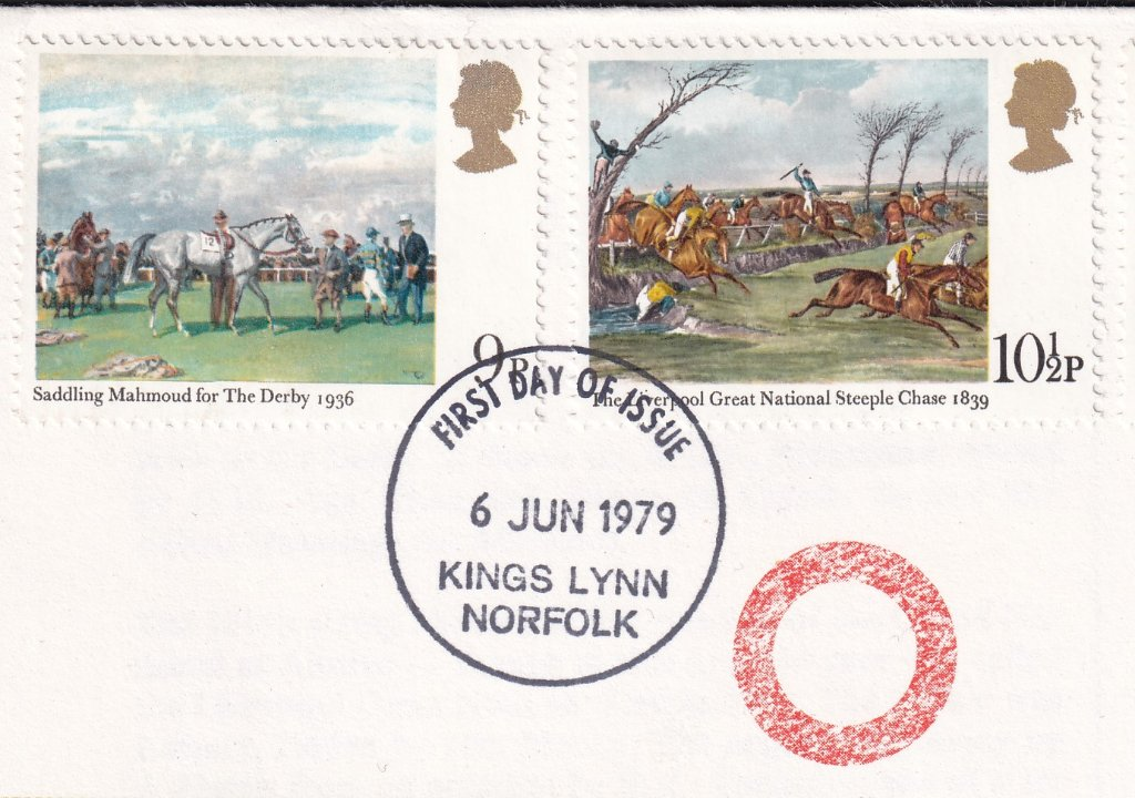 GB FDC 1979 - Horse Racing - Kings Lynn 3.jpg