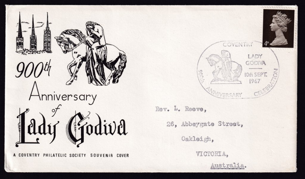 GB FDC 1967 - 900th Anniversary of Lady Godiva 1.jpg